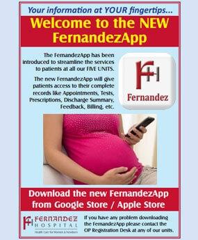 Fernandez Hospital App