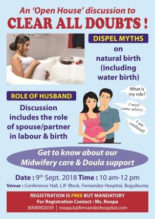 Dispel Myths on Natural Birth