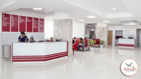 OUT PATIENT RECEPTION DESK