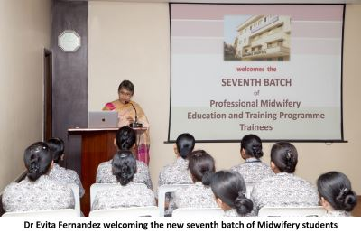 Nurses Graduate with Pride and Joy at Midwifery Convocation